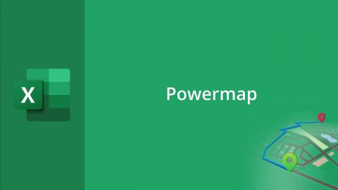 MS Excel – Power Map