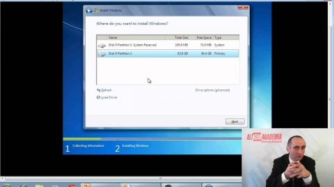 Instalacja Windows 7 na Virtual Hard Disk