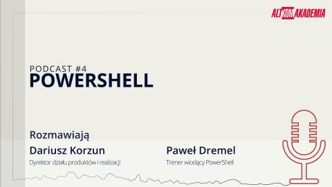 Podcast #4 PowerShell